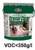 Increte Crystal Clear VOC