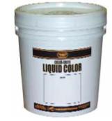 Increte Integral Color - Color Crete Prepackaged Liquid
