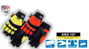 Safety Gloves - ANSI 107-2010 Class 3 Safety Gloves