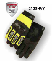 Safety Gloves - Armor Skin Safety Gloves with Reinforcement