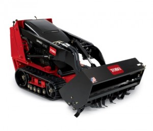 Toro Dingo Rental - TX 427 Wide Track