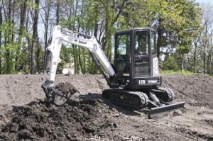 Picture of Bobcat E26 Mini Excavator Rental