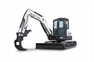 Picture of Bobcat E45 Mini Excavator Rental