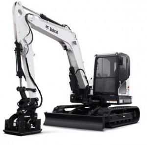 Picture of Bobcat E85 Mini Excavator Rental