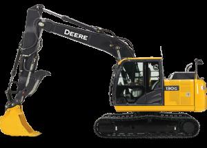 Picture of Excavator Rental - John Deere 130G
