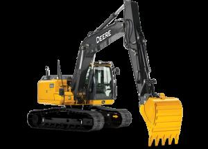 Picture of Excavator Rental - John Deere 160G LC