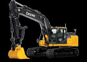 Picture of Excavator Rental - John Deere 210 LC
