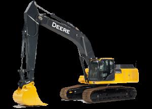 Picture of Excavator Rental - John Deere 350G LC