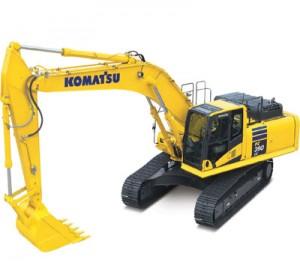 Picture of Rent Excavator - Komatsu - PC 390 LC-10
