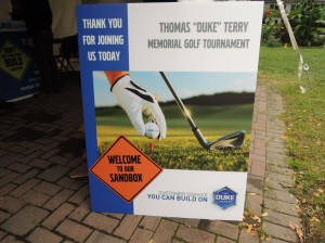 Picture of Duke Company Golf Tournament Supporting Breast Cancer Coalition of Rochester