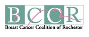 Picture of Logo for Breast Cancer Coalition of Rochester