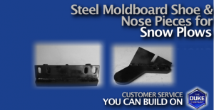 Picture of Steel Nosepieces for Snow Plows