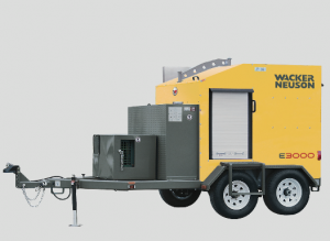 Picture of Ground Heater Rental - E3000ES by Wacker Neuson