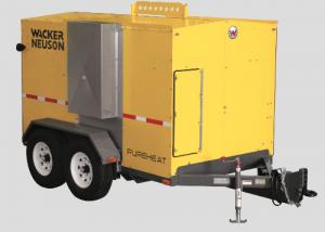 Picture of Pure Heat Ground Heater Rental - Wacker Neuson