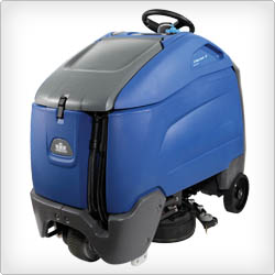 Picture of 26 Inch Stand Commercial Floor Scrubber Rental