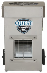Picture of Air Scrubber Rental Equipment - Quest PowerHEPA 1400 Pro
