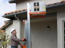 Picutre of Portable Lift Rental Equipment - LiftSmart Construction Pro Series
