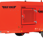 150,000 BTU Ground Thawing Heater Rental – HeatKing HK150